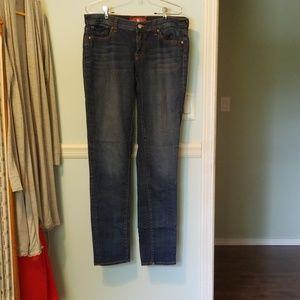 Lucky Brand Skinny jeans size 10/30 Long